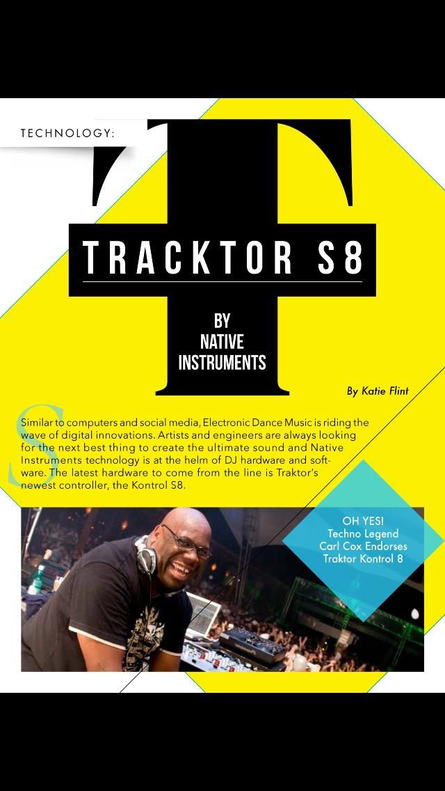 Tracktor S8