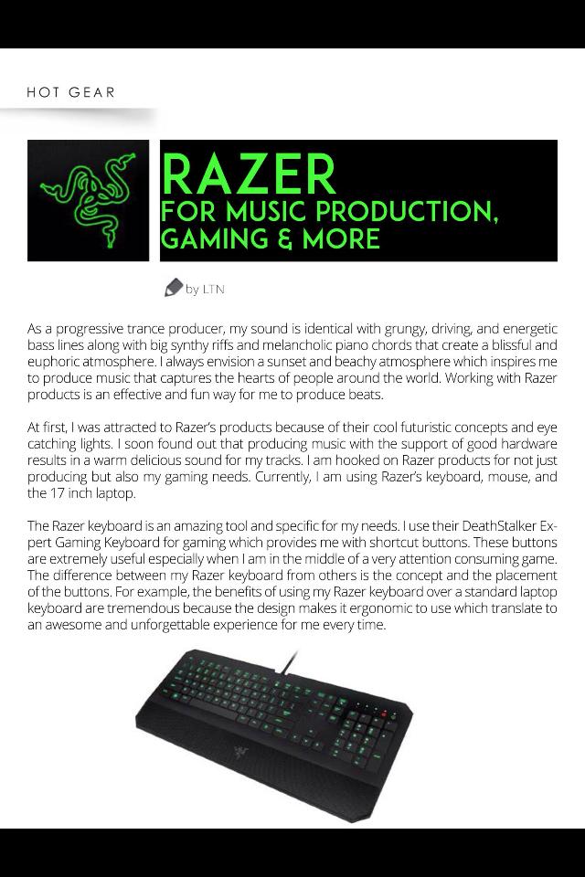 Razer Products
